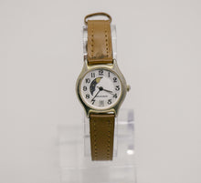 Load image into Gallery viewer, Milan Moon Phase Watch for Women | Gold Moonphase Ladies Watch