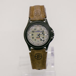 Vintage Timex Expedition Indiglo 50M Watch | Black Timex Watch Collection
