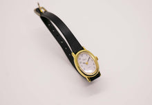Load image into Gallery viewer, 90s Ladies Gold-Tone Timex Watch | Simple Timex Watch Vintage for Her