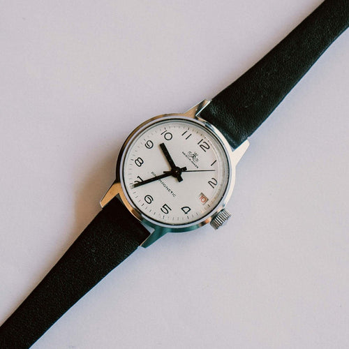 Vintage Meister Anker Mechanical Date Watch | Vintage German Watches