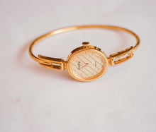 Load image into Gallery viewer, Gold-Tone Louifrey Swiss-made Ladies Watch | Affordable Luxury Watches