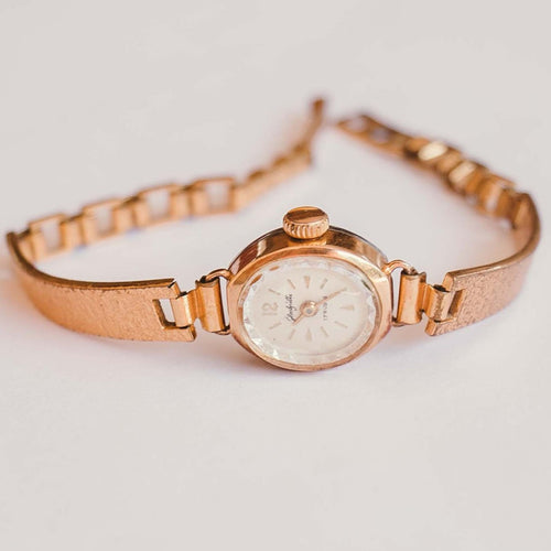 Vintage Glashutte Ladies Watch | 17 Rubis German Mechanical Watch