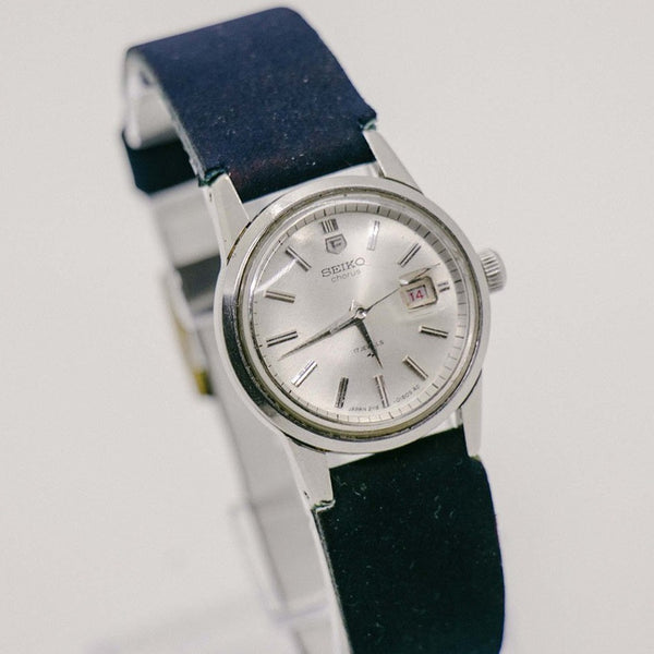 Seiko Chorus F 17 Jewels 2118-0230 Watch | Rare Daini Seikosha Watch