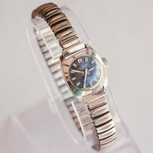 Blue Dial Pallas Ormo Automatic Watch | Vintage Ladies Watch