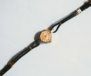 Antimagnetic UMF Ruhla Mechanical Watch | Vintage Women's Watches