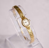 German 17 Jewels Gold-Tone Mechanical JUNGHANS Watch | Rare Vintage Watch