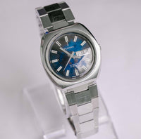 Rare FESTINA Blue-Dial Automatic Watch | Swiss-Made Premium Watch