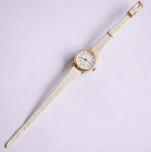 Load image into Gallery viewer, 17 Rubis Minimalist Gold-tone Trumpf Watch | Vintage Mechanical Watch