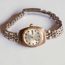 Load image into Gallery viewer, 18K Gold Electroplated WITTNAUER Mechanical Watch | Vintage Watches