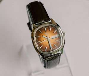 Maty Besancon Automatic Vintage Watch | Rare Vintage French Watch