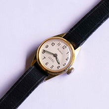 Load image into Gallery viewer, Vintage Antichoc Pratina Mechanical Watch | Gold-tone Ladies Watch