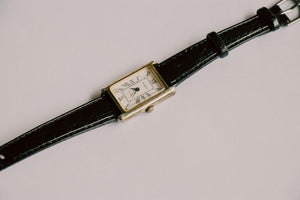 Elegant Bouhelier Mechanical Watch | Ladies Vintage Gold-tone Watch