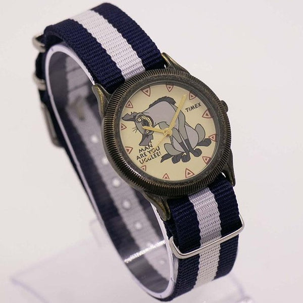 The Lion King Hyenas Timex Vintage Watch for Men & Women