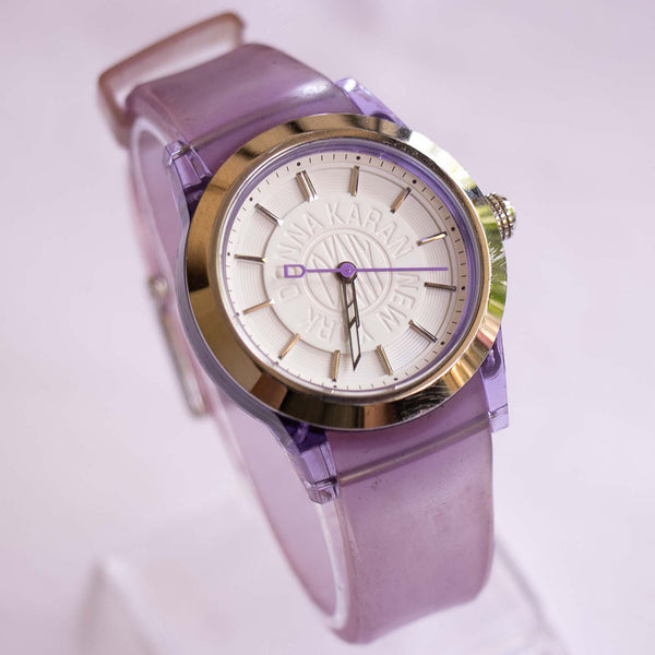 DKNY Purple Ladies Watch | Donna Karan New York Designer Watch