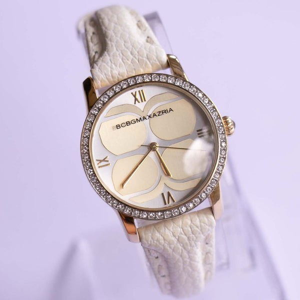 BCBG Max Azria Women's Watch | Luxury Gold-tone Ladies Designer Watch