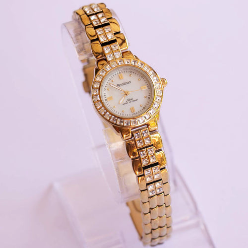 Armitron Now Gold-tone Quartz Watch | Best Luxury Women's Watch