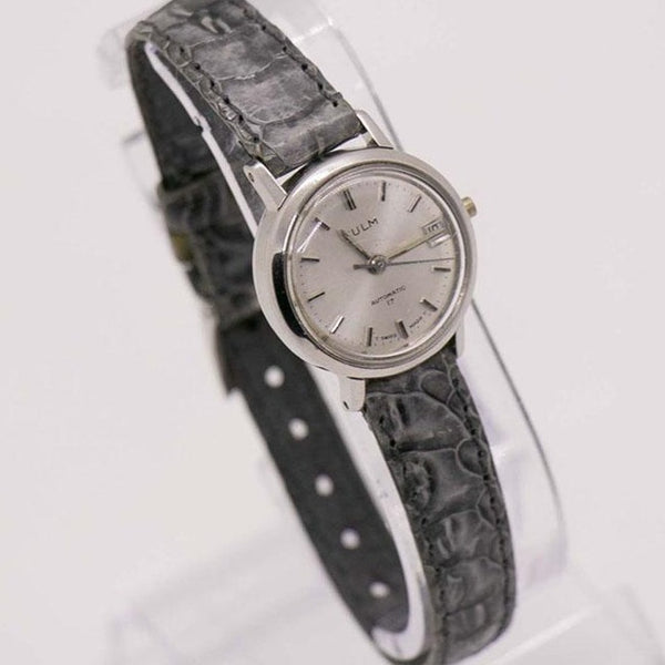 Swiss Made Kulm 17 Jewels Automatic Watch | Ladies Vintage Swiss Watches