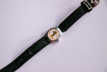 تحميل الصورة في عارض المعرض ، 1940s Ingersoll US Time Corp. Mickey Mouse Mechanical Watch - Vintage Radar