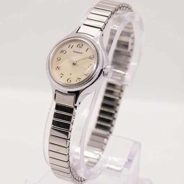 1970s Vintage Seiko Tomony Classic Watch for Women Rare Model