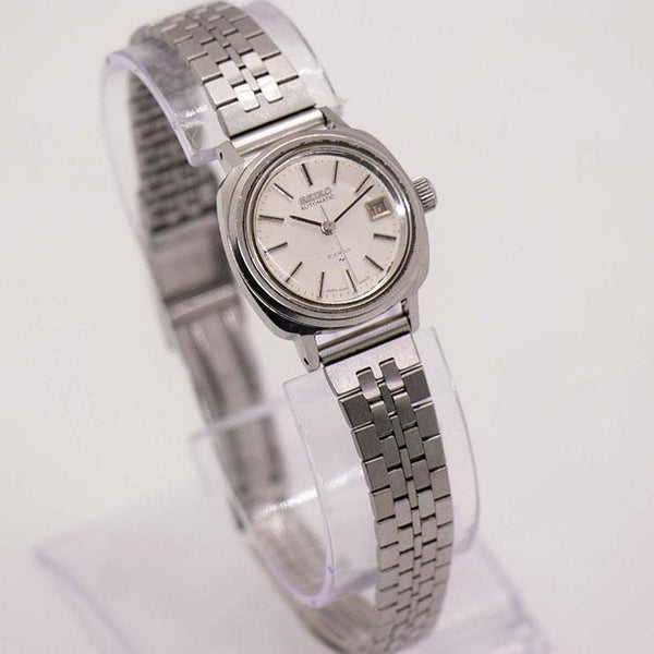 1970s Seiko 21 Jewels Automatic Watch | Vintage Seiko Day Date Watch