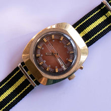 Load image into Gallery viewer, Vintage Slava 27 Jewels Mechanical Gold Plated Watch | Rare Soviet Watches