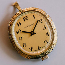 Load image into Gallery viewer, Custom Time Swiss Made Pocket Watch | Mechanical Watch Pendant Jewelry