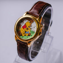 Load image into Gallery viewer, Lorus Disney Musical Winnie The Pooh Watch | 90s Winnie The Pooh Watch