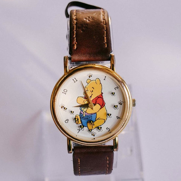 RARE Winnie the Pooh Vintage Valdawa Watch Made for the Disney Store
