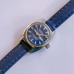 Paul Monet High-Frequency Automatic Watch | RARE Vintage Swiss Watch