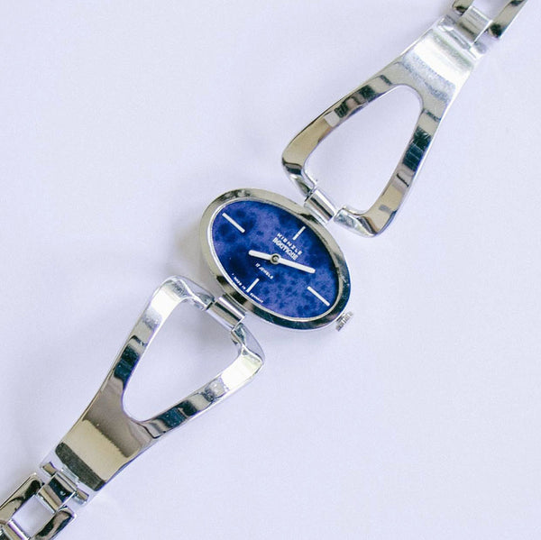 Kienzle Boutique Blue Dial Watch | Montre allemande mécanique vintage