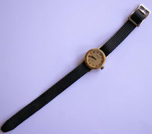ZentRa 2000 Gold-tone Mechanical Watch for Men or Women Vintage