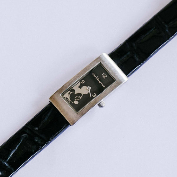 Silver-tone Mickey Mouse Quartz Watch | Walt Disney World Watches
