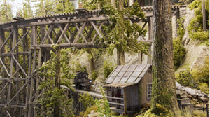 #009 Hangman Creek Lumber Company Layout Tour DVD