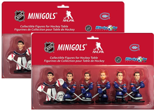 Load image into Gallery viewer, Minigols® Figurines Montreal Canadiens® Multipack x2