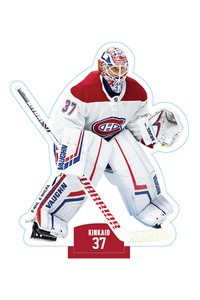 Stickers Minigols-Pix® Montreal Canadiens® Team Pack