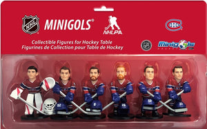 Minigols® Figurines Montreal Canadiens®