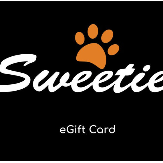 Gift Card Gift Card Sweetie £10.00