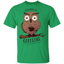 Load image into Gallery viewer, Powered By Caffeine T-Shirt