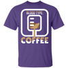 Coffee's My Blood Type T-Shirt