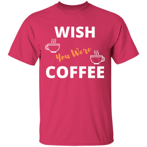 Wish Coffee Tee