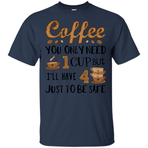 Coffee  4 Cups to Be Safe