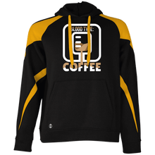 Load image into Gallery viewer, Blood Type Coffee Hoodie