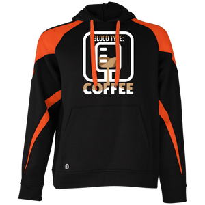 Blood Type Coffee Hoodie