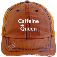 Load image into Gallery viewer, Caffeine Queen Cap