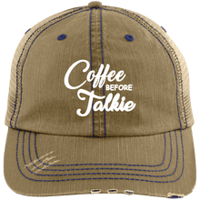 Load image into Gallery viewer, Coffee B/4 Talkie Cap