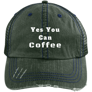 Yes You Can Coffee Cap