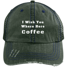 Load image into Gallery viewer, I wish You Were Here Coffee Cap