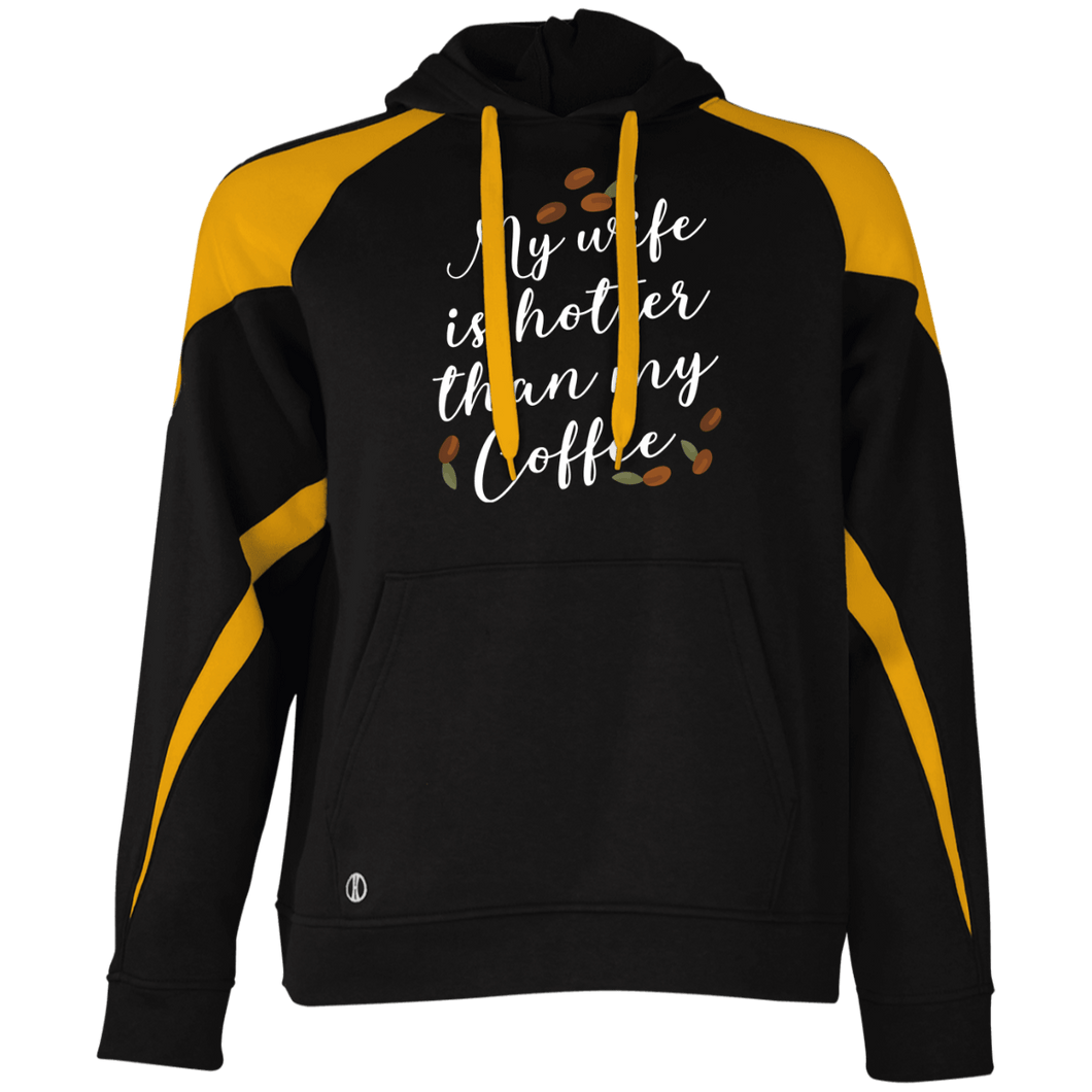 Wife Hotter than Coffee Hoodie