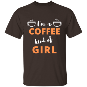 Coffee kind of girl Tee
