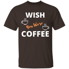 Load image into Gallery viewer, Wish Coffee Tee